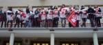Da streikten sie noch: Lehrer an einer Berliner Schule zum Auftakt der Warnstreiks 2013. Foto: GEW Berlin