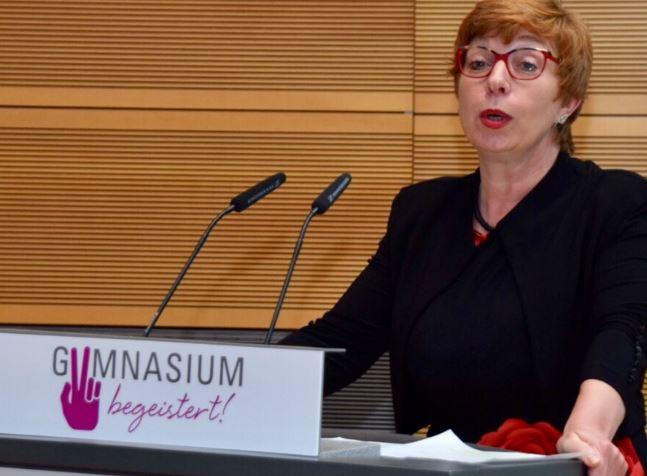 Prof. Dr. Susanne Lin-Klitzing, neue Bundesvorsitzende des Philologenverbands. Foto: Hessischer Philologenverband