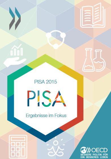 Das Cover der aktuellen PISA-Studie. Quelle: OECD