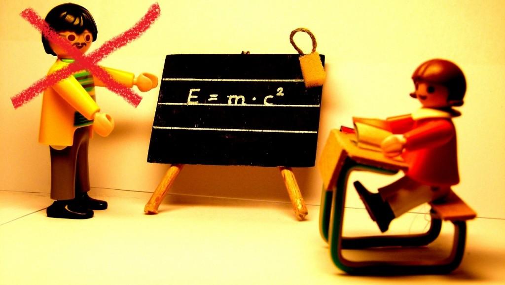 Wie viel Unterricht fällt tatsächlich aus?. Foto: Luis Priboschek