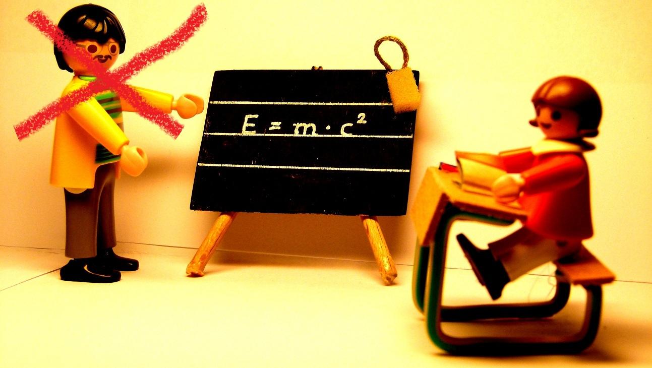 Werden wegen G8 weniger Lehrer an den Gymnasien benötigt?. Foto: Luis Priboschek