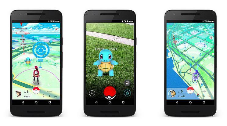 """Die Spieler gehen bei """"Pokémon-Go"""" mit ihrem Smartphone in der realen Welt auf die Suche nach virtuellen Monstern, die sie """"einfangen"""", """"trainieren"""" und schließlich gegeneinander """"kämpfen"""" lassen. Foto: Darren Mark Domirez / flickr"""