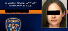 Junge US-Lehrerin muss für 22 Jahre ins Gefängnis. Ihr Vergehen: Liebesaffären mit 17-jährigen Schülern
