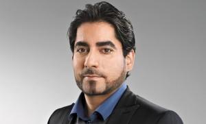 """Prof. Mouhanad Khorchide ist Botschafter des Wissenschaftsjahres 2013. """"Die demografische Chance"""", das nun zu Ende geht. Foto: Wissenschaftsjahr"""