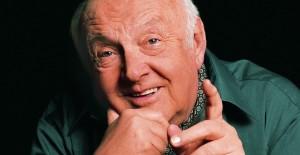 Otfried Preußler war bis 1970 Volksschullehrer. Foto: Thienemann-Verlag