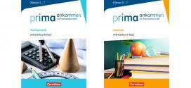 """Deutsch als Zweitsprache: Neue Lehrwerksreihe """"Prima ankommen im Fachunterricht"""""""