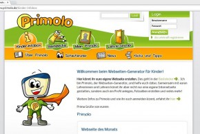 Internetkompetenz steigern durch die Erstellung eigener Webseiten