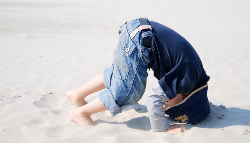 Wenn Kinder Probleme haben, ihr Gleichgewicht zu halten, sollten die Augen gecheckt werden. Foto: M. Muecke (www.kankuna.de)/Flickr (CC BY-SA 2.0)