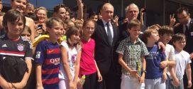 Putin spricht mit deutschen Schülern: Lernt aus der Geschichte! – und er macht Deutschland Avancen