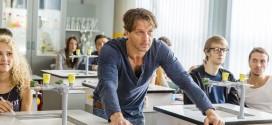 """Zwei Millionen schauen diese Serie über Schule wöchentlich – Darsteller Duryn aus """"der Lehrer"""" ist beeindruckt von echten Pädagogen: """"Ich kenne viele Lehrer, die sich den Arsch aufreissen"""""""