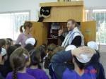 Jüdische Studenten können sich in Potsdam zum Rabbi, einem jüdischen Gelehrten, ausbilden lassen. (Foto: KerenKehila/Wikimedia CC-BY-3.0)