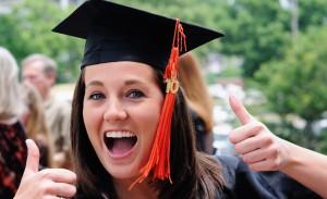 Zwei von fünf Studenten beenden Studium in Regelstudienzeit. Bei den Lehramsstudeten sind es 33 Prozent. Foto: Ralph and Jenny / Flickr (CC BY 2.0)