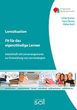 """Das Arbeitsbuch """"Fit für das eigenständige Lernen"""" gibt es auf der didacta kostenlos im Austausch mit einer Newsletter-Anmeldung."""