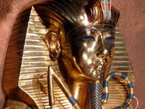 ägyptische Totenmaske, Innensarkophag