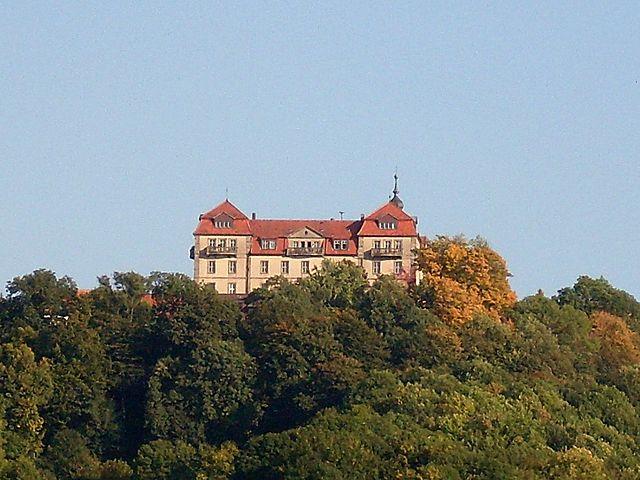 Das Privatinternat Schloss Bieberstein ist über 100 Jahre alt. (Foto: Wikimedia/Waterloo CC BY-SA 3.0)
