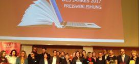 Schulbuch des Jahres 2017: Sonderpreis für Deutschbuch, das sich an Flüchtlingskinder richtet