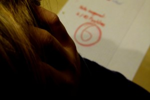 Legastheniker bekommen häufig schlechte Schulnoten. Foto: Luis Priboschek
