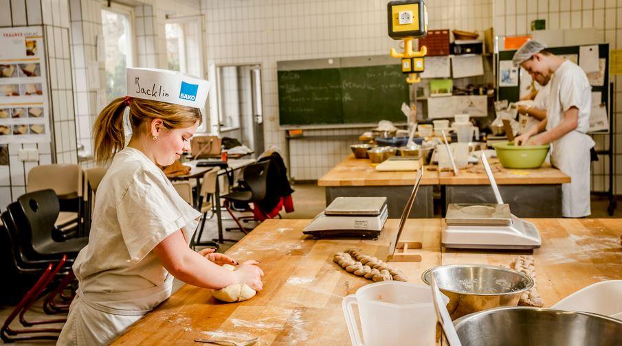 Eine zentrale Rolle an der Gewinnerschule spielen Projekte, die Schule und Beruf verbinden. Foto: Deutscher Schulpreis