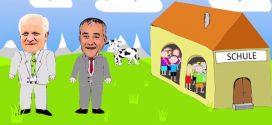 Ist Spaenle angezählt? Seehofer gibt seinem Kultusminister kurz vor der Sommerpause noch einen auf den Deckel