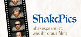 Shakespeare heute? Schulklassen beim Shakespeare-Filmwettbewerb ausgezeichnet