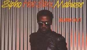 """Sein 1984er Hit """"Burn Out"""" machte ihn berühmt. Die Schule blieb bei der Musikkarriere von Sipho Mabuse auf der Strecke - bis heute. Foto: http://hotstix.co.za"""