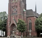 Die St. Sixtus Kirche in Haltern. Bild: Rabanus Flavus / Wikimedia Commons