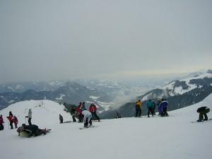 In Österreich wird immer weniger Ski gefahren. (Foto: Mattes/Wikimedia)