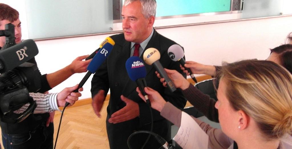 Reicht's - oder reicht's nicht? Bayerns Kultusminister Ludwig Spaenle. Foto: © StMBW