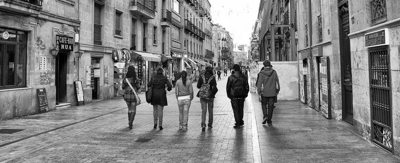 Spanische Jugendliche haben in ihrem Heimatland schlechte Perspektiven. Foto: Keith Ellwood / flickr (CC BY 2.0)