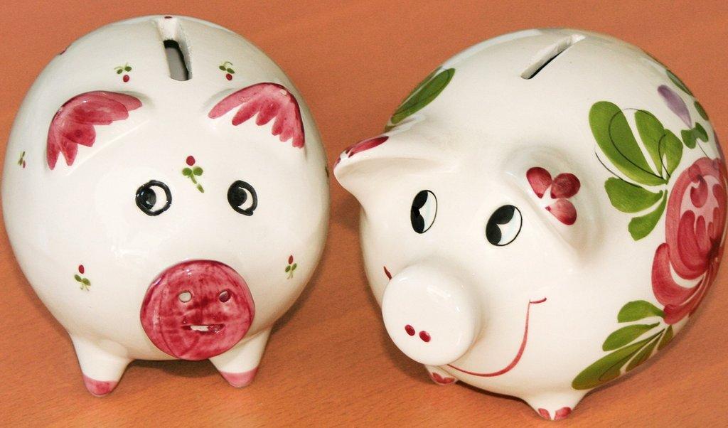 Finanzkompetenz ist mehr, als das Sparschwein zu befüllen, aber auch mehr als nur den Zinssatz zu berechnen. Foto: mdgrafik0 / pixabay (CC0 Public Domain)