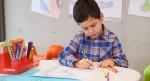 Die Schriftentdecker-Box soll Kinder zum Umgang mit dem Stift animieren. Foto: Stabilo Education