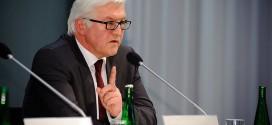 """""""Deutschland ist weltweit bekannt für die relativ geringe Jugendarbeitslosigkeit"""": Steinmeier würdigt die duale Ausbildung"""