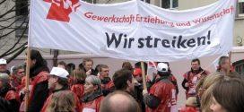 Tarifstreit: Gewerkschaften stoßen mit ihren Forderungen bei den Ländern auf taube Ohren – jetzt gibt's den ersten Warnstreik