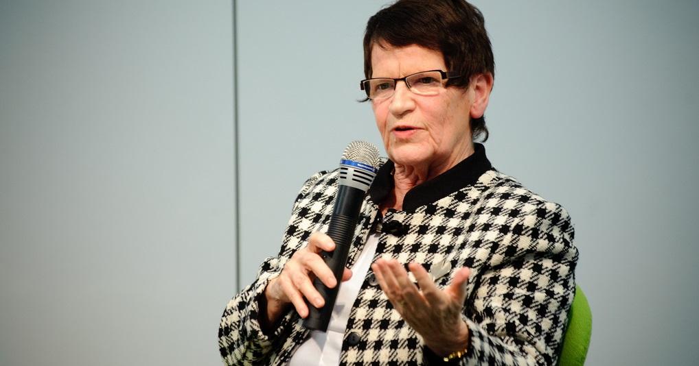 Rita Süssmuth setzt sich für Inklusion und Integration ein - und scheut dabei offene Worte nicht. Foto: Heinrich-Böll-Stiftung / flickr (CC BY-SA 2.0)