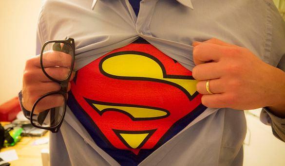 Steckt nicht in jedem von uns auch ein Supermann? Foto: Tom_Bullock / flickr (CC BY 2.0)