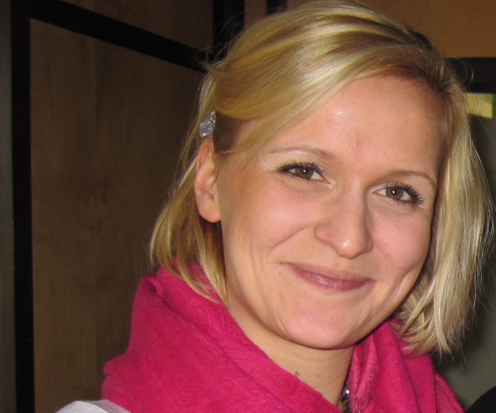 Deutschlehrerin war eigentlich nicht ihr ursprüngliches Berufsziel: Sybill Ravens hat Englisch auf Lehramt studiert. (Foto: Privat)