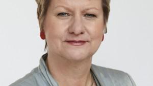 Sylvia Löhrmann in Nahaufnahme