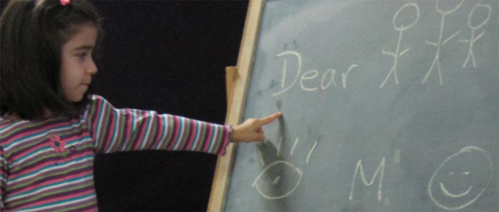 Ist Englisch in der Grundschule vielleicht sogar schädlich? Foto: Wellspring Community School/flickr (CC BY 2.0)