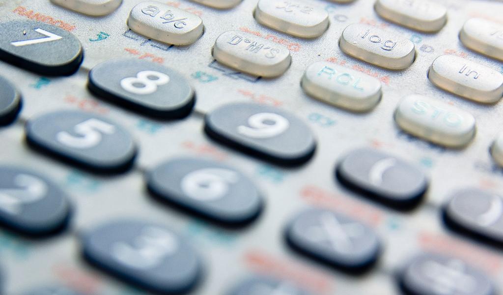 Wie modern darf ein Taschenrechner sein? Foto:  Scoobay / flickr (CC BY 2.0)