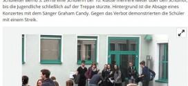 Handgreiflichkeiten gegenüber Schülerin: Schulleiter entschuldigt sich, und der Richter stellt das Verfahren ein – gegen eine Spende von 7500 Euro