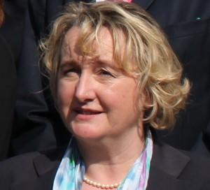 Die Baden-Württembergische Wissenschaftsministerin Theresia Bauer