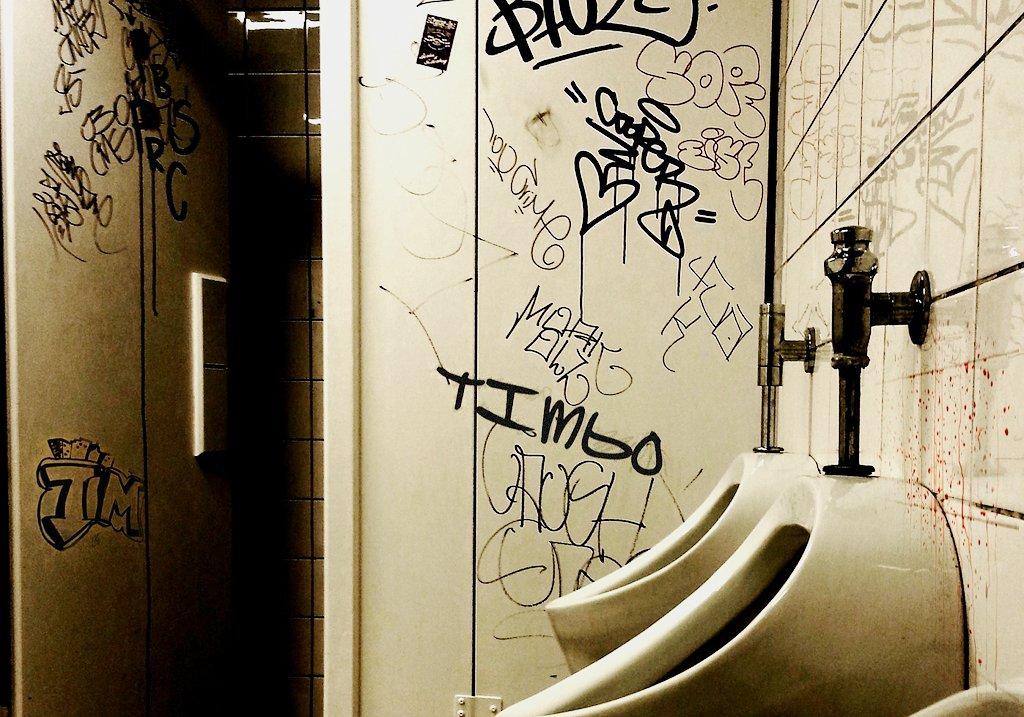 Auch die aufwändigste Sanierung hilft nur wenig, wenn die Schüler sich nicht für die Sauberkeit ihrer Schultoiletten verantwortlich fühlen. Foto: timbo / pixabay (CC0)