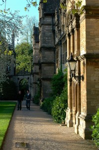 Eines von vielen Colleges in Oxford ist das Trinity-College. (Foto Winky from Oxford/UK/Wikimedia CC BY 2.0)