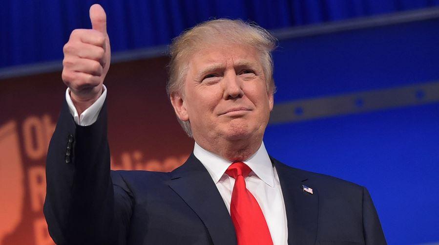"""Glaubt"" nicht an den Klimawandel: Donald Trump. Foto: greatagain.gov / Wikimedia Commons CC BY 4.0"