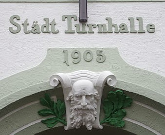 Turnhalle in Neuburg an der Donau. (Foto: AndyKing50 CC BY-SA 3.0)