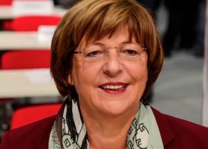 Früher Bundesgesundheitsministerin heute unter Anderem Vorsitzende der Lebenshilfe für Behinderte: Ulla Schmidt (SPD) Moritz Kosinsky / Wikimedia Commons (CC BY-SA 3.0 DE)