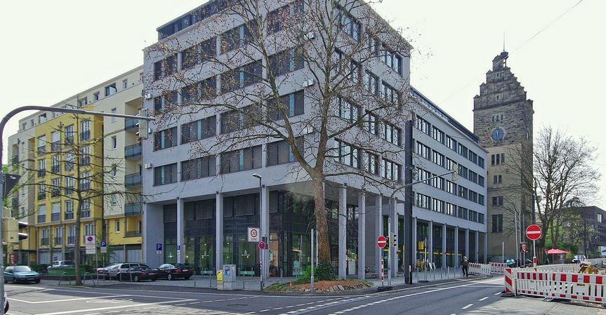 Ort des Geschehens: das Verwaltungsgericht Freiburg. Foto: joergens.mi / Wikimedia Commons (CC BY-SA 3.0)