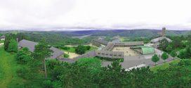 NS-Ordensburg Vogelsang eröffnet im September als Besucher- und Ausstellungszentrum