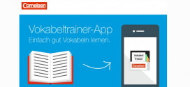 Smartphone oder Tablet: Cornelsen Vokabeltrainer-App für alle Fremdsprachen zum Schulstart