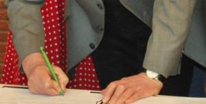 """1,1 Millionen Unterschriften will die Initiative """"G9-jetzt"""" vom 2. Februar bis zum 7. Juni sammeln. Dass in diese Zeit die Landtagswahl fällt, könnte der Initiative zu Gute kommen. Foto: grueneberlin / flickr (CC BY-SA 2.0)"""